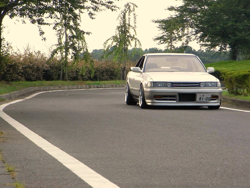 on a JZX81 Chaser makes it