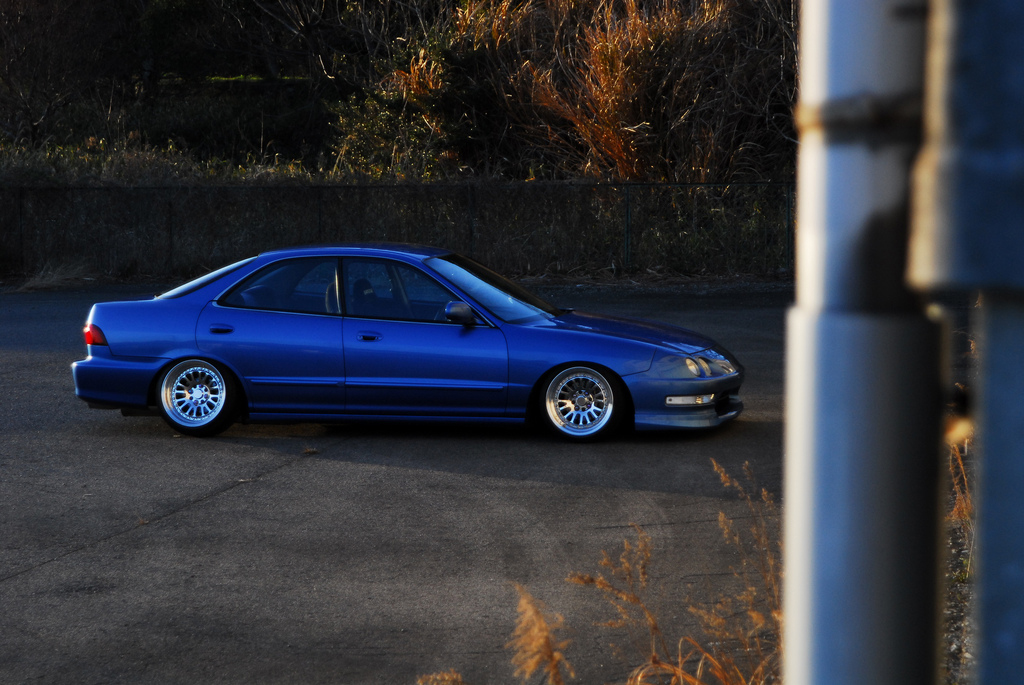 All The Latest Information Acura Integra 4 Door Slammed