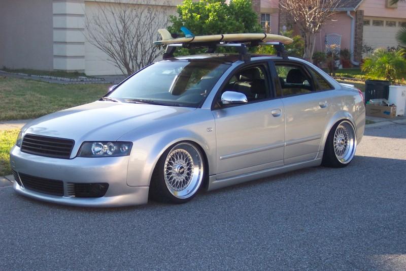Audi A4 B6 Wheel Fitment Question