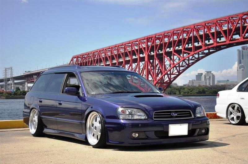 Stanced Subaru Legacy Wagon Subaru, wagon on november