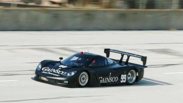 Beacause Race Car